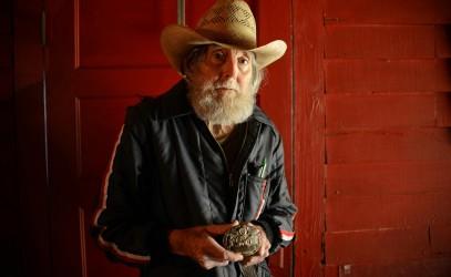 Buddy Pendleton played with Bill Monroe. Pat Jarrett/The Virginia Folklife Program