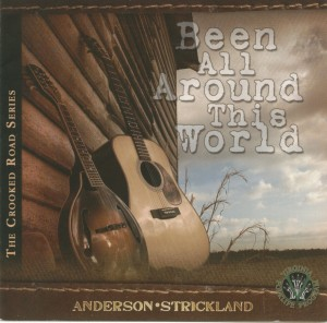 Anderson & Strickland Album Cover