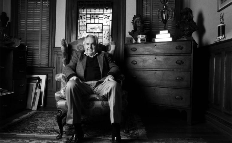 Bob Cage. Photo by Morgan Miller/Virginia Folklife Program.