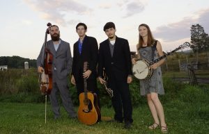 Bud's Collective will perform at the 2015 Richmond Folk Festival.