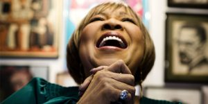 Mavis Staples will perform at the 75th annual National Folk Festival.