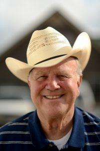 Harold Mitchell (photo by Pat Jarrett/Virginia Folklife Program)